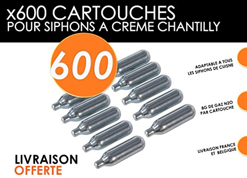 600-Recharges-siphon-chantilly-et-espumas-Cartouches-N2O-universelles-pour-siphons-Whip-ItKayserMastradIsiMosaLissCaf-Crme-0