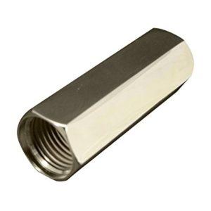 Impeccable-Culinary-Objects-ICORP002-Siphon-Chantilly-Pices-de-Rechange-Porte-Cartouche-Aluminium-Argent-2-x-2-x-6-cm-0