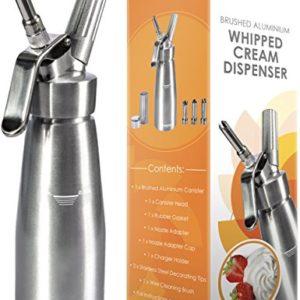 RuneSol-Home-Whipper-Siphon--crme-chantilly-professionnel-avec-3-douilles-en-acier-inoxydable-compatible-avec-les-cartouches-N20-non-inclus-0