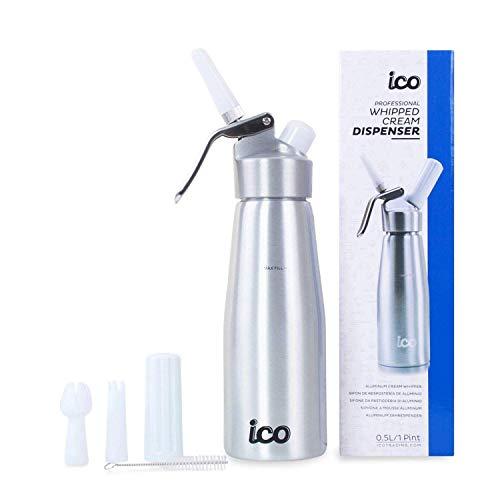 ICO-Siphon–Chantilly-Professionnel-500ml-en-Aluminium-pour-Mousses-et-Crmes-0